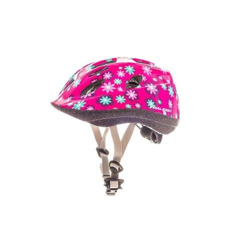 Raleigh Kids' Mystery Dottie Cycle Helmet, Multi-Colour, 48-54 cm