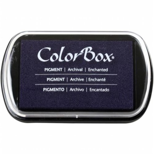150000-15231 ColorBox Pigment Ink Pad, Enchanted