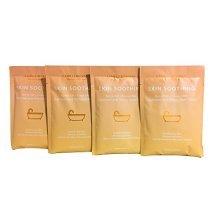 Camille Beckman Oatmeal &amp Honey Bath Soak, Skin Soothing, 2 Oz (Pack of 4)
