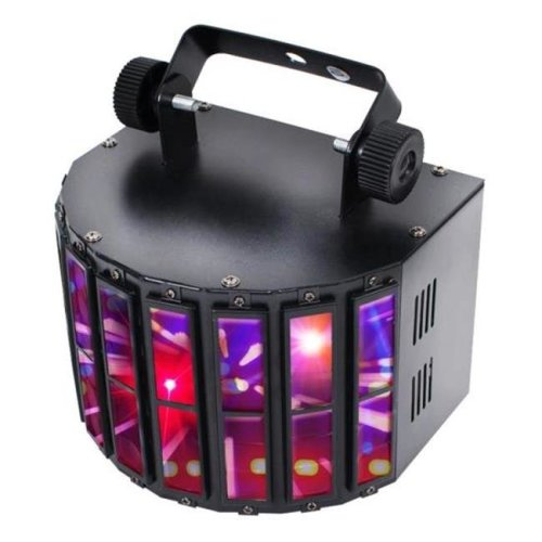 Pyle Industries PDJLT20 Multicolor LED DJ Sound & Studio Lighting System