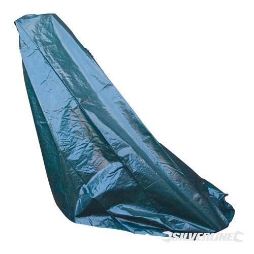 Silverline Lawn Mower Cover 1000 x 970 x 500mm -  x lawn mower cover silverline 1000 970 500mm 410810 waterproof