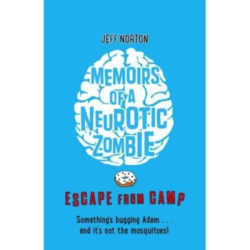 Memoirs of a Neurotic Zombie: Book 2