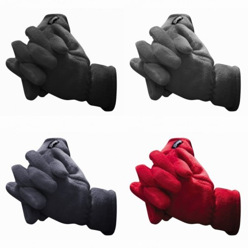 Result Unisex Active Anti Pilling Thermal Fleece Gloves