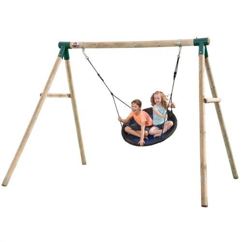 Plum Spider Monkey II Swing Set Childrens Garden Swing