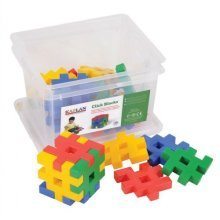 Click Blocks Manipulative Set (24 Pieces)