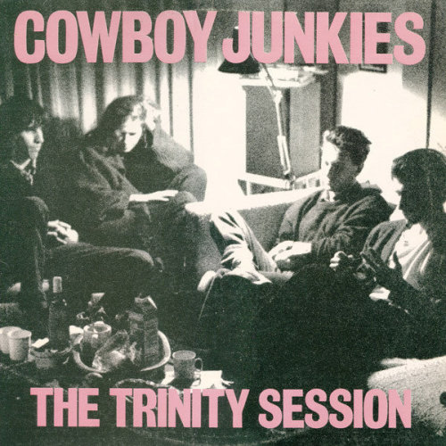 COWBOY JUNKIES. THE TRINITY SESSION. 1987 12 TRACK AUDIO CASSETTE TAPE. [Audio Cassette] Cowboy Junkies