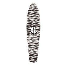 Fashion Waterproof Skateboard Equipment Skateboard Sandpaper/Stickers-Leopard