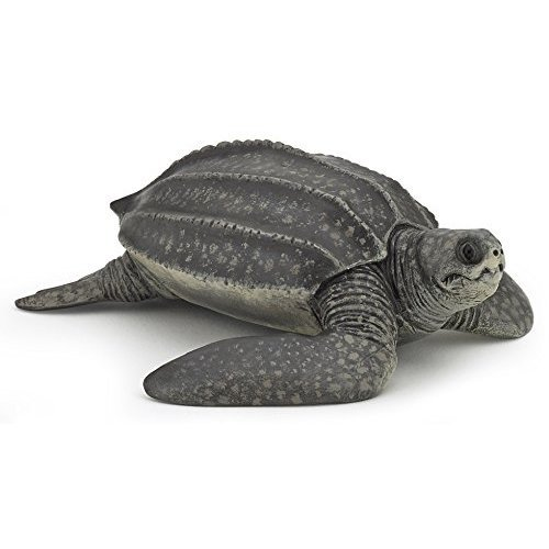 "Papo ""Leatherback Turtle"" Figure (Multi-Colour)"