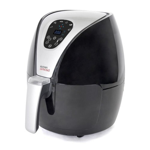 Kitchen Perfected 2.5L Digi-touch Air Fryer Healthy Living 80C-200C
