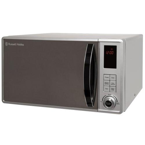 Russell Hobbs RHM2362S 23L Digital 800w Solo Microwave Silver
