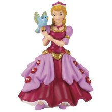 Princess Laetitia - Papo Bird Pink 39034 New Figure Multicolour Fairy Tale -  papo princess bird pink 39034 new figure laetitia multicolour fairy