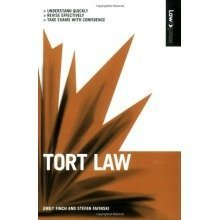 Tort Law (law Express)