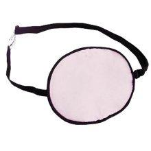 Adult Kids Amblyopia Strabismus Lazy Eye Adjustable Soft Pirate Eye Patch Single Eye Mask (Adult) ,b