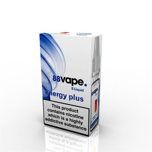 88 Vape E-Liquid Nicotine 11mg Energy Plus 10ML