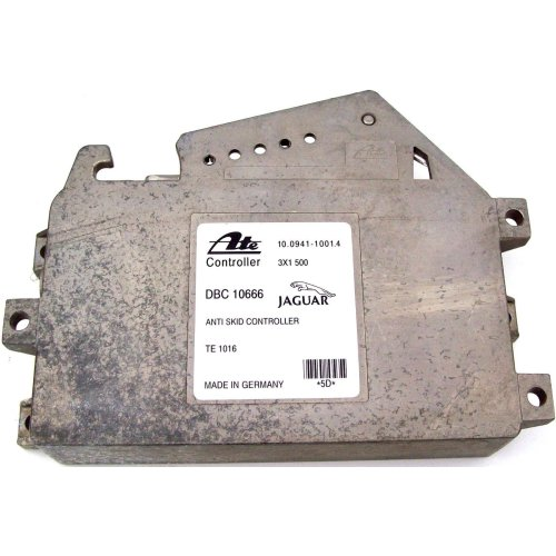 Jaguar XJ Genuine ATE Brake Anti Skid Controller DBC10666 10.0941-1001.4
