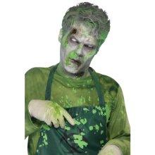 29.57ml Green Monster Ooze Blood - Smiffys Fake Halloween Fancy Dress -  green monster ooze blood smiffys fake halloween fancy dress