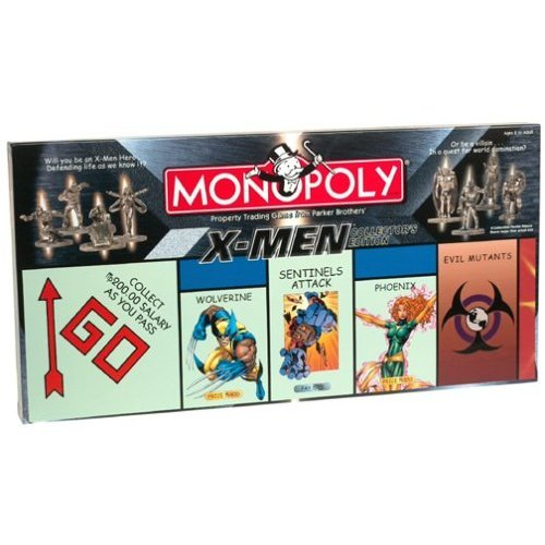 Monopoly-X MEN very rare