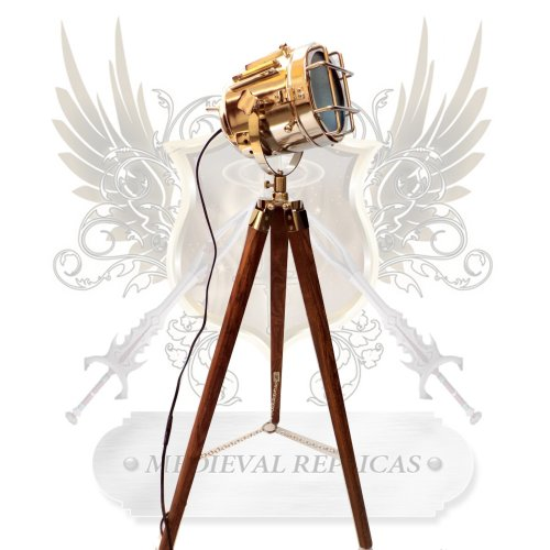 Beautiful floor lamp vintage model theme spotlight