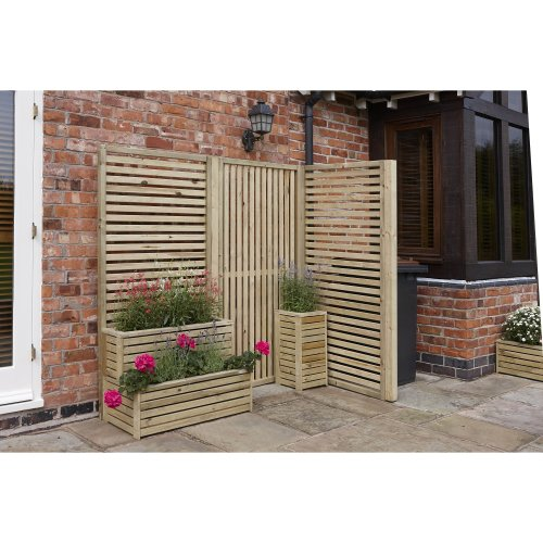 Vertical Slat Panel (Pack of four)