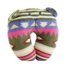 Lovely Neck and Head Support Neck Pillow U Shape Pillow, Creative Patterns