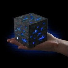 Minecraft - Light Up Diamond Ore Night Light