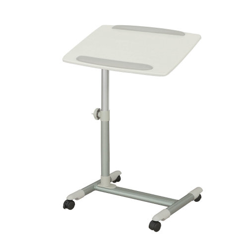 SoBuy® FBT07N2-W, Home Nursing Table Over Bed Sofa Table Laptop Table