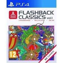 Atari Flashback Classics Collection Vol.1 Playstation 4 Ps4 Game