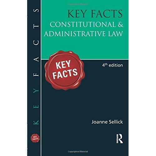 Constitutional & Administrative Law (Key Facts)