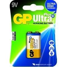 GP Batteries Ultra Plus Alkaline 9V Alkaline 9V non-rechargeable battery