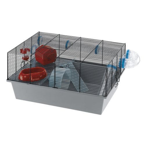 Micky Large Mouse/dwarf Hamster Cage 58x38x30.5cm