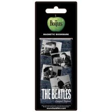 Beatles - Bookmark In Cavern (in One Size) -  beatles bookmark cavern one size