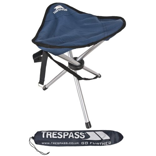 Trespass Tripod Camping Chair With Carry Bag