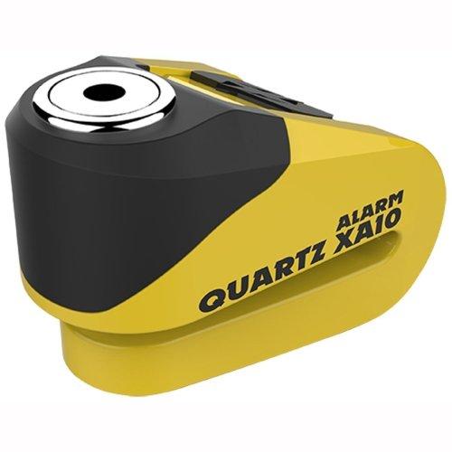 Oxford Quartz XA10 Alarmed Disc Lock