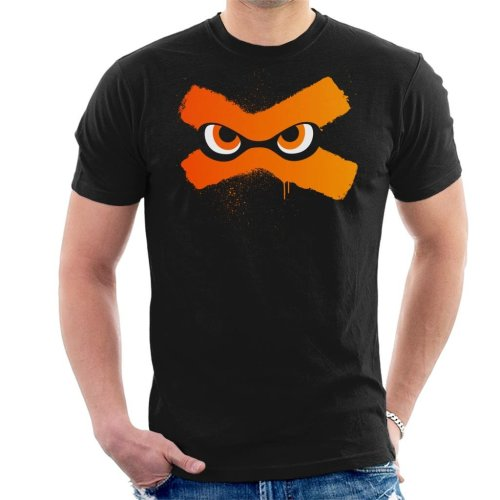 Splat Eyes Splatoon Men's T-Shirt