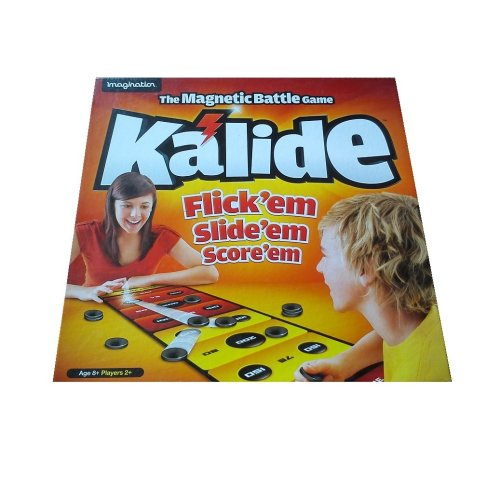 Kalide The Magnetic Battle Game