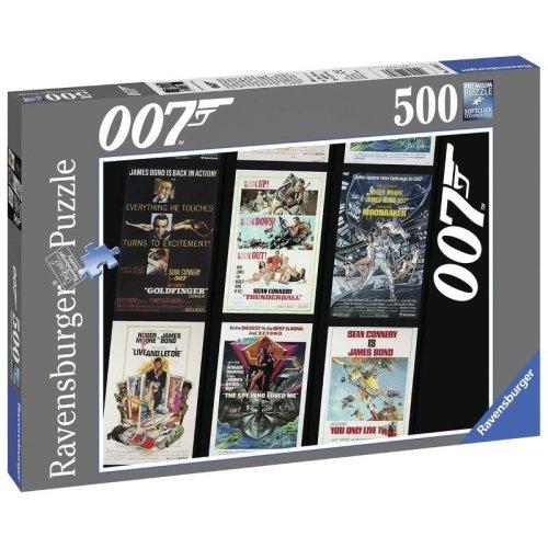 James Bond 007 - Retro (500 pieces) on OnBuy