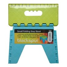 Small Folding Step Stool (colours May Vary)