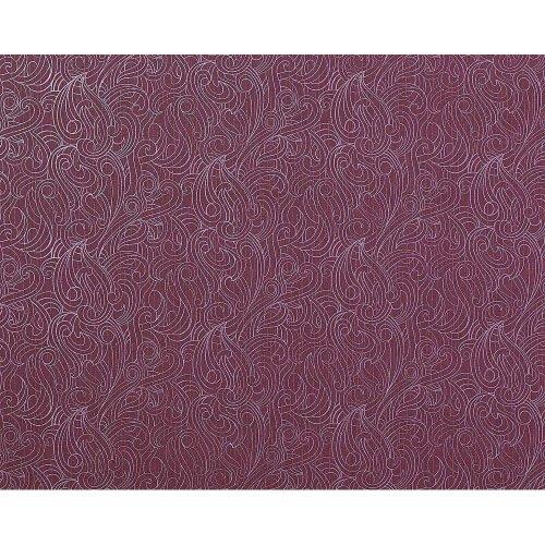 EDEM 698-94 Paisley pattern non-woven wallpaper violet purple lilac |10.65 sqm