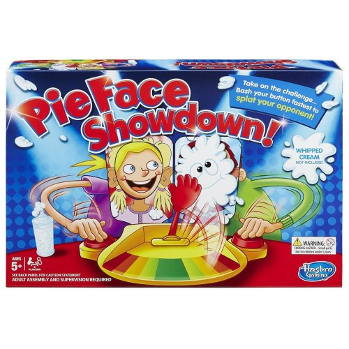 Official Hasbro Pie Face Showdown Game NEW UK Seller Christmas Gift!