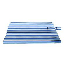 Large Widened Thickening Cushions Dampproof Outdoor Picnic Mat Blue