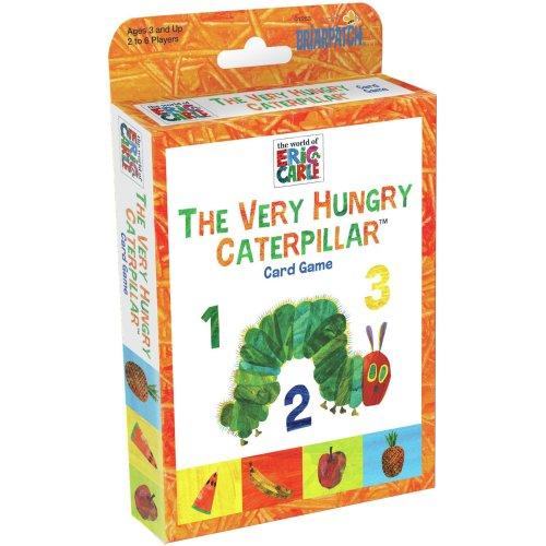 Eric Carle Very Hungry Caterpillar Card Game-