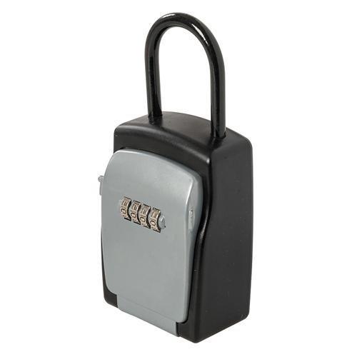 Silverline 4-digit Combination Car Key Safe 75 x 170 x 50mm - 692437 3digit -  x silverline 692437 3digit combination car key safe 75 170 50mm