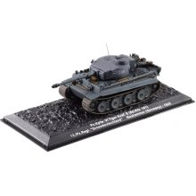 Deagostini 1/72 Pz.Kpfw. VI Tiger Ausf. E (Sd.Kfz. 181) tank (Germany) - 1943.