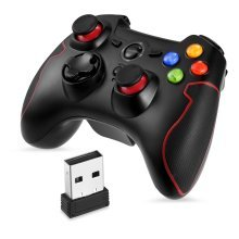 EasySMX Wireless 2.4g Game Controller Support PC (Windows XP/7/8/8.1/10) and PS3