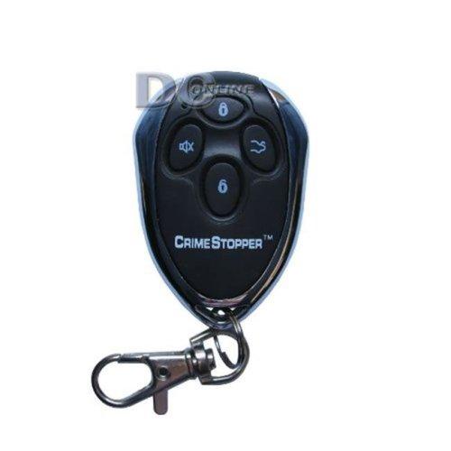 Crimestopper SPTX11 Replacement 4 Button Remote for SP101 System