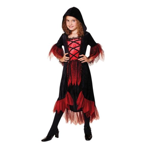 vampire girl m vampire halloween dress fancy girl costume kids girls gothic vampiress child 310 childrens outfit vampire girl girls halloween