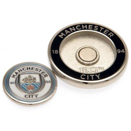 Manchester City FC Ball Marker Duo