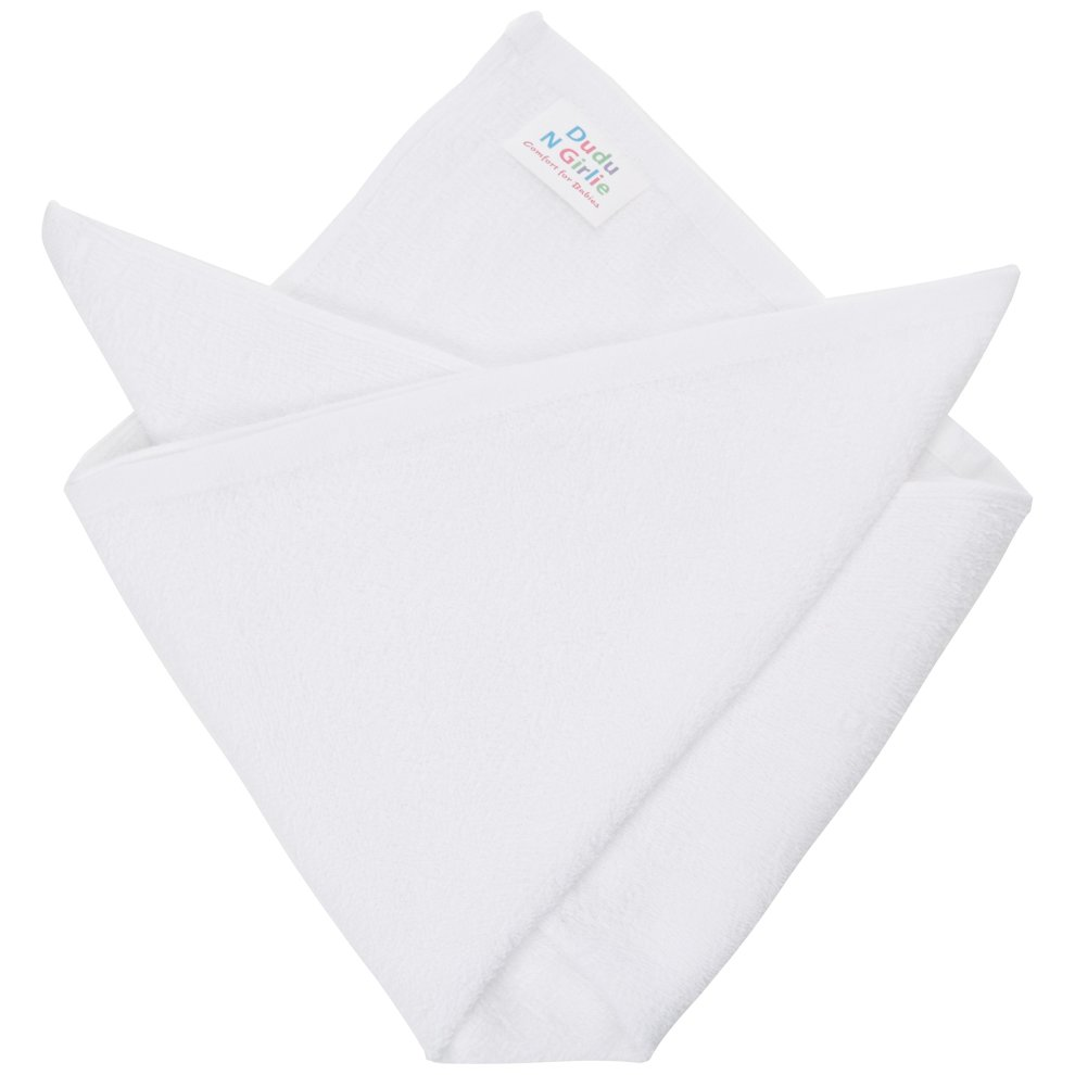 3-Piece Dudu N Girlie Terry Cotton Baby Towelling Nappies