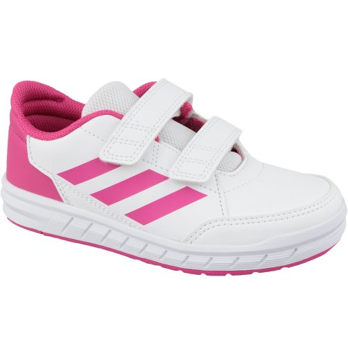 adidas AltaSport CF K D96828 Kids White sneakers Size: 2.5 UK