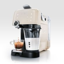 Lavazza Fantasia LM7000-U | Coffee Machine - Creamy White